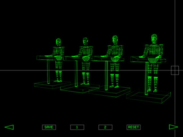 Make Music Using Kraftwerk's Kling Klang Machine App