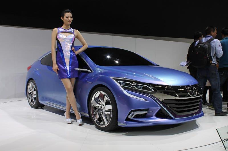 I Bet The Honda Concept B Would Make A Decent Integra
