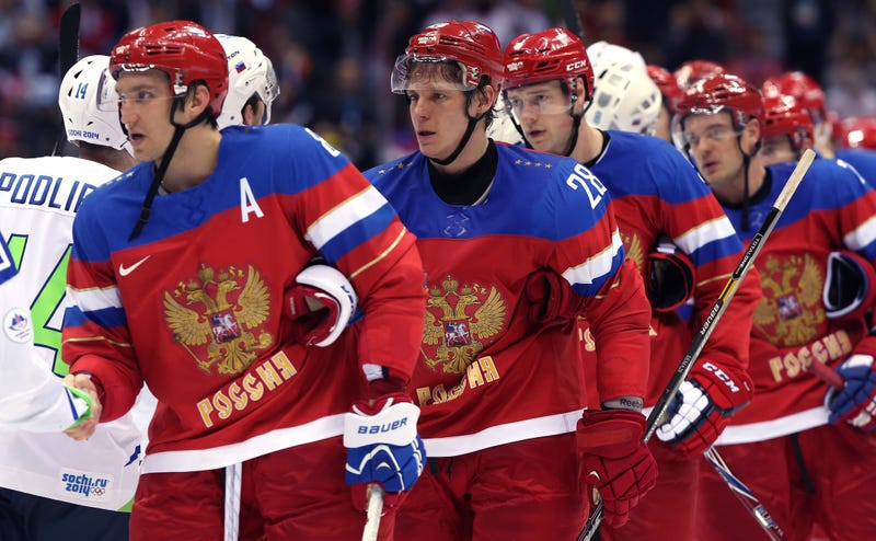 NHL Believes Russia Will Try To Steal Other Teams' Injury Reports