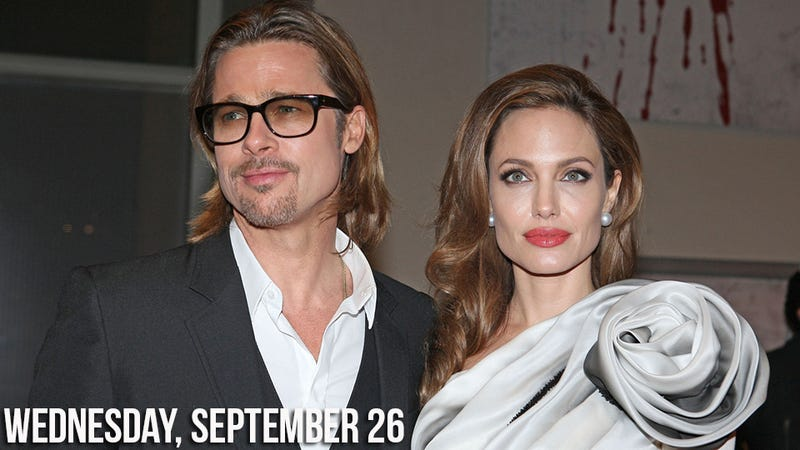 Guess Which Celebrity Chef Is Already Booked To Make Brangelina's Christmas Dinner?