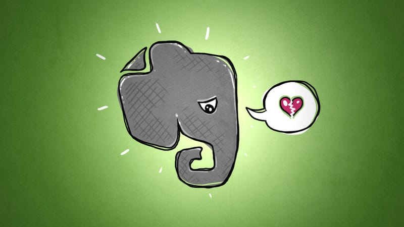 Why Evernote Isn't as Streamlined as It's Made Out to Be