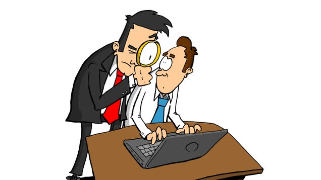 How Can I Look for a New Job When My Company Is Checking on Employees?