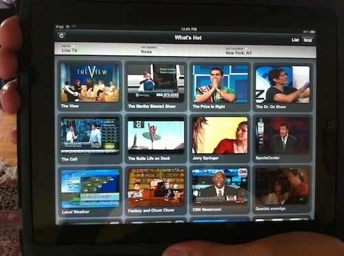 Verizon FiOS Wants to Put 600 Channels of Live TV On Your iPad
