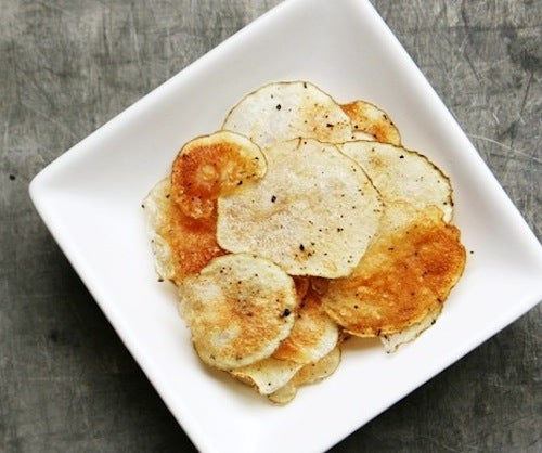 Make Potato Chips in the Microwave Without Sacrificing Crunch