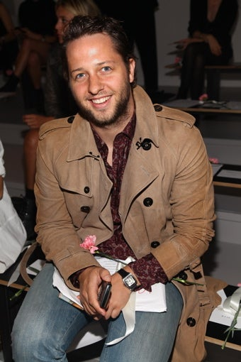 "Condé Nast ""Reviewing"" Derek Blasberg's Employment"