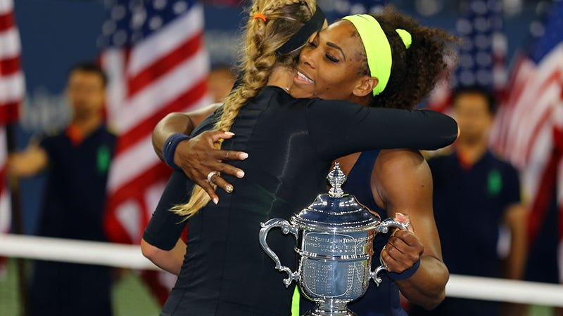 Serena Williams Celebrates in So Many Ways