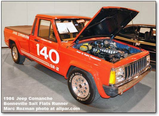 AMC Mini Dump + Bonneville Jeep