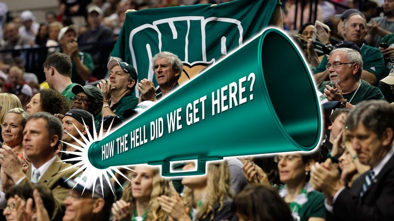 How The Hell Did We Get Here? An Ohio Fan (Sorta) On Rooting (Maybe) For His School Because Of A Hot Tub (Definitely)