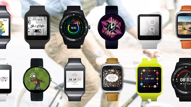 Install Rad New Watchfaces on Android Wear