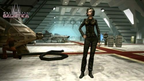 Battlestar Galactica Online Rockets Into Closed Beta