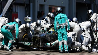 Nürburgring Willing To Lose Money To Host The F1 German Grand Prix