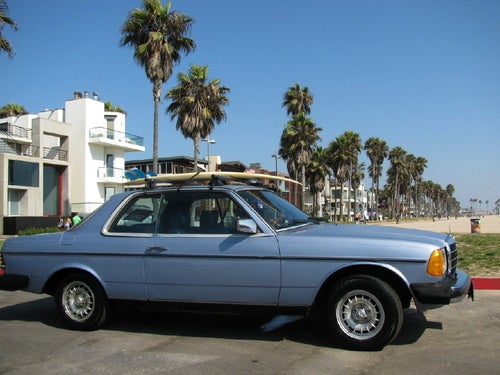 1978 Mercedes 300CD for a Flexible-Fueled $3,900!