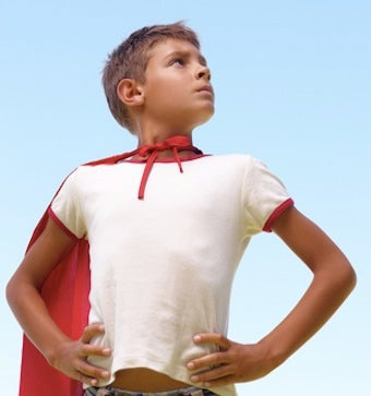 Modern Male Role Models: The Superhero and the Slacker