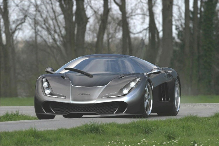 2009 Lotec Sirius: The Ugliest Super Car Ever