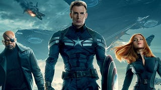 Samuel L. Jackson Calls Out Cobie Smulders in <em>Captain America 2</em> Bloopers