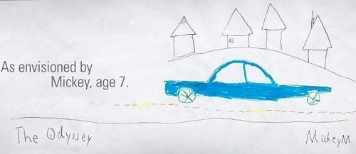 Kids Honda Odyssey Concepts