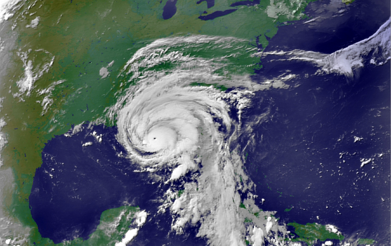 Several Major Hurricanes Will Soon Relieve Our Crushing Drought