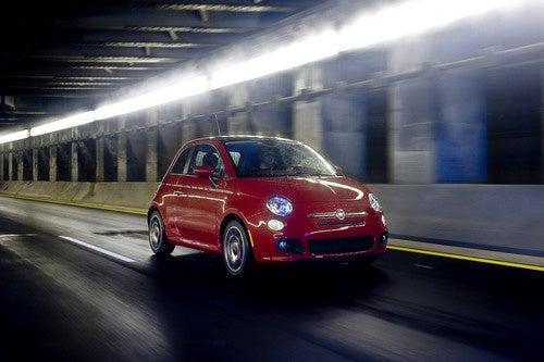US Spec Fiat 500
