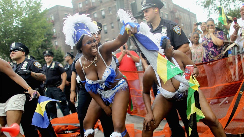 NYPD Facebook Group on West Indian Parade: 'Filth. It's Not Racist If It's True'