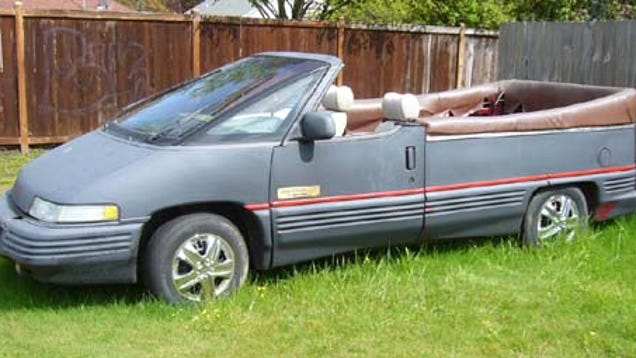 Transvertible Because You Need A Convertible Pontiac