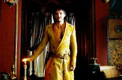 I'm just not that into this version of Oberyn Martell.