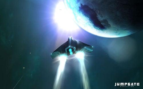 Jumpgate Evolution Demands Your Attention
