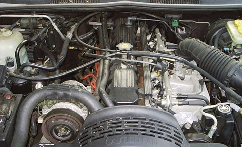 Workhorse Engine Of The Day: AMC Straight-6