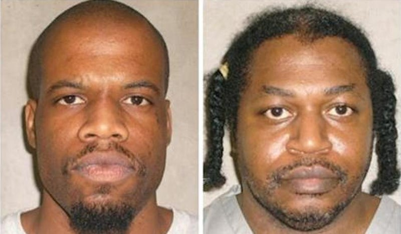Oklahoma Botched Its Planned Double Execution