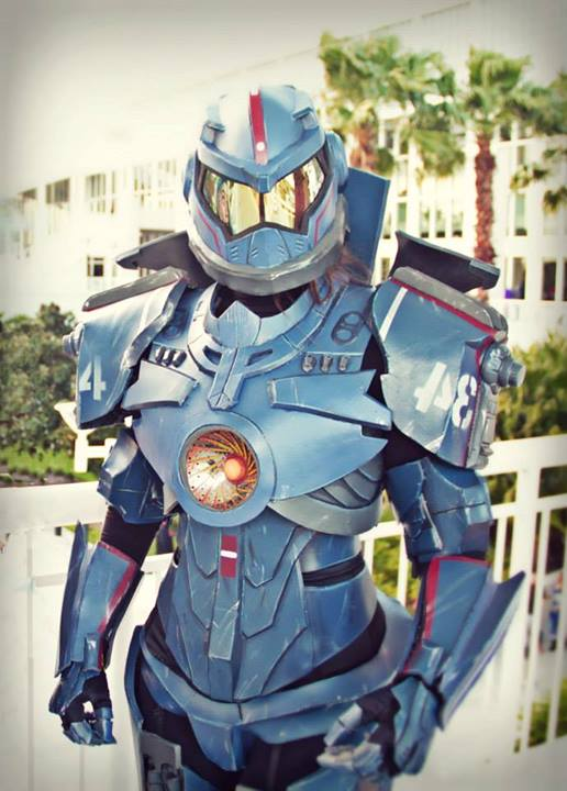 Holy $#&! Pacific Rim Cosplay!