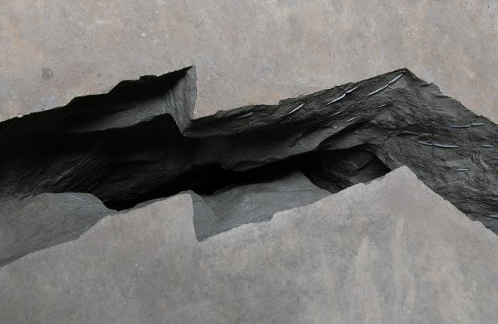 Tate Modern's Innovative Crack