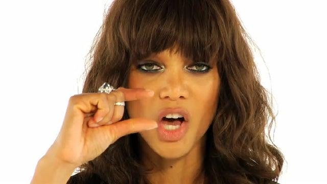 Tyra Banks Says 5 - 1 = 3