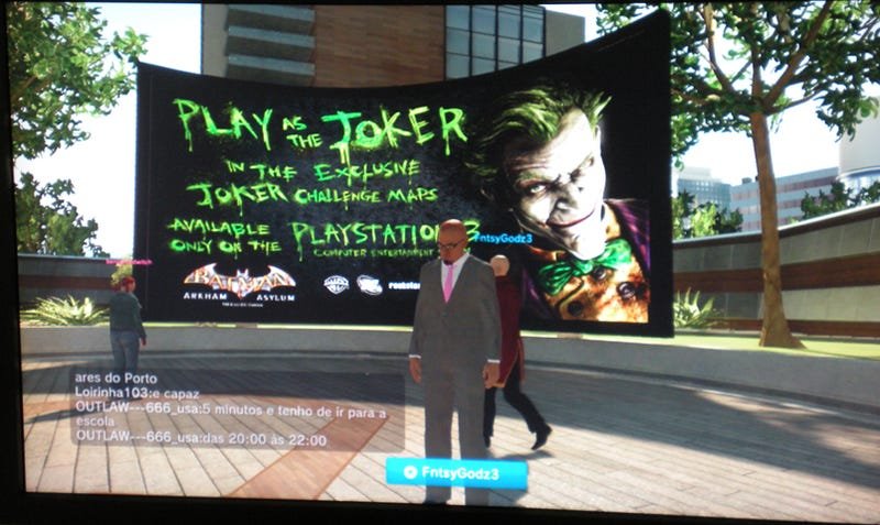 Play As The Joker In Arkham Asylum PS3