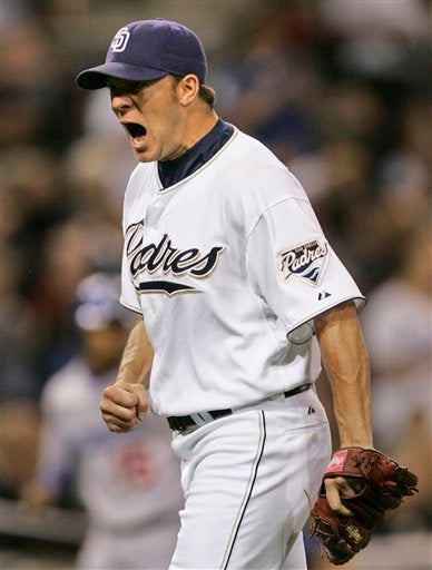Jake Peavy Would Prefer to Run And Hit And Sing and LAUGH AND LOVE!