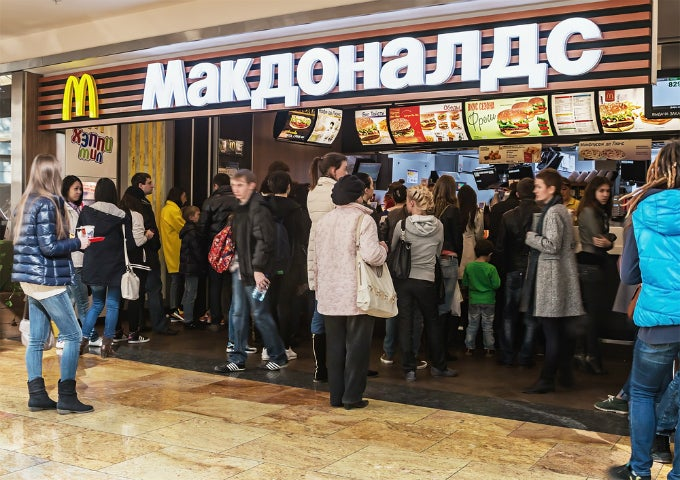 Russia Has Apparently Declared War on McDonald's