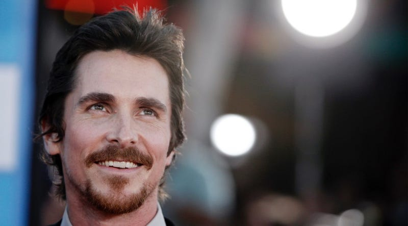 Christian Bale Could Be the New Steve Jobs