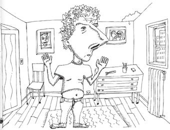 Michel Gondry Now Hustling $20 Caricatures