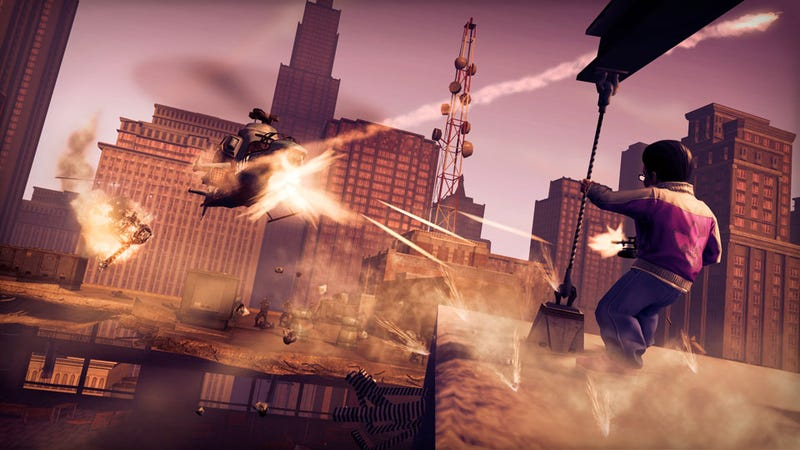Saints Row: The Third Offers Complete and Utter Chaos With No Waiting
