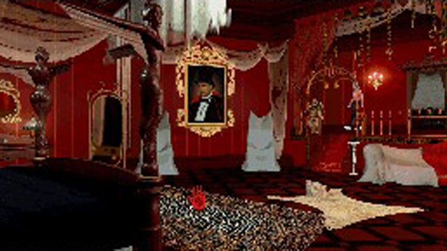 The Most Terrifying Mystery Mansions In Video Games