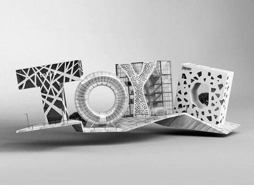 Gallery: Typography and Architecture