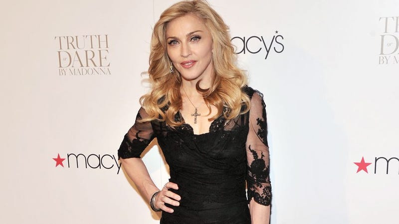 Madonna Wants To Make A Whiskey Perfume