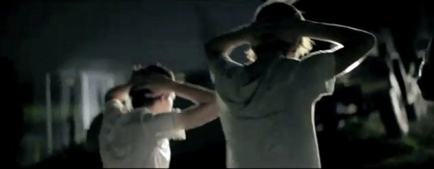 Spike Jonze's suburban apocalypse music video