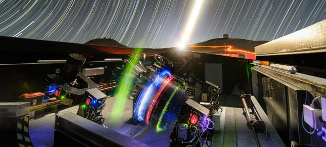 These Interstellar Cannons Actually Hunt Exoplanets