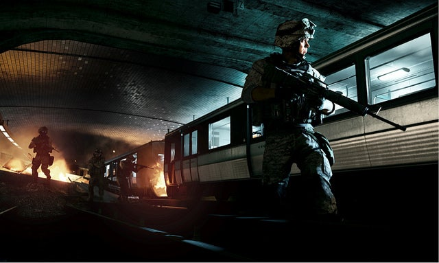 Battlefield 3 Expansions Hit PS3 First