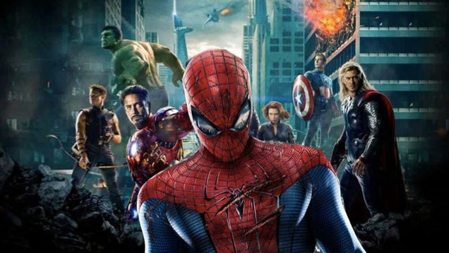 It's Official! Spider-Man WILL Appear In The Marvel Movies