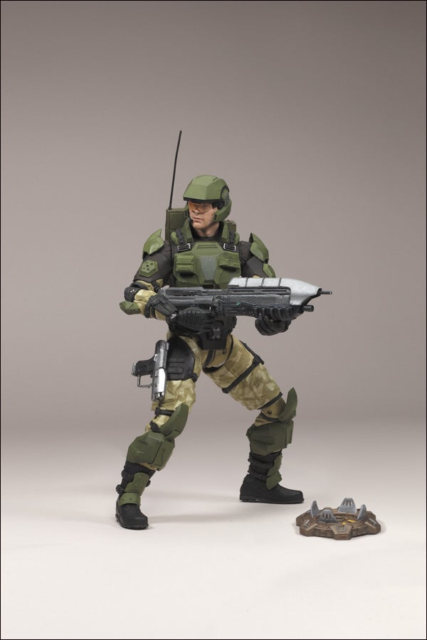 Oh Look, More Halo 3 Figures