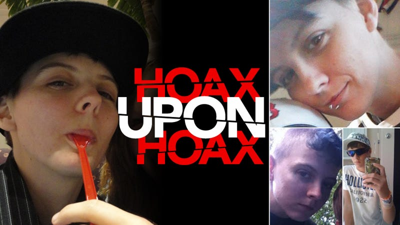 Fake Worlds Collide: Woman Posed As a Boy to Seduce a Minor, Then Helped Solve an Online Cancer Hoax