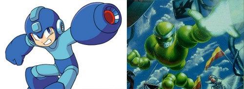 Weekly Wii Update - Mega Man Meets Vectorman