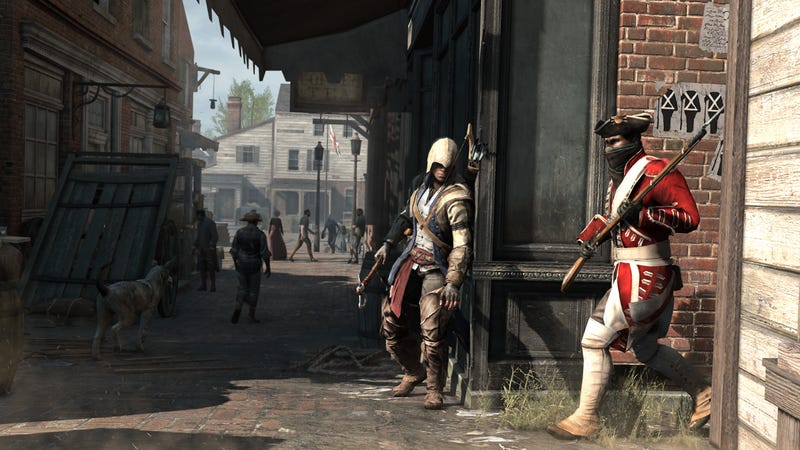Assassin's Creed III PC Delayed To November 20, Surprising Nobody