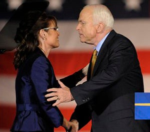 As The Obama Transition Begins, So Does The Kiss-And-Tell On Palin