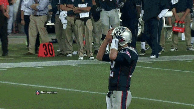Drop City: Your Patriots-Jets GIF Roundup